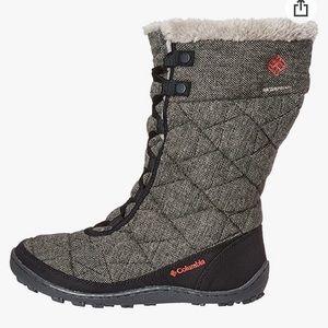 Columbia Minx Mid Omni Heat Wool Winter Boot